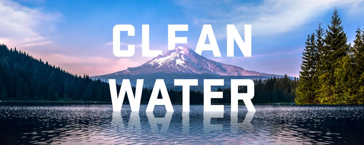 clean water header photo