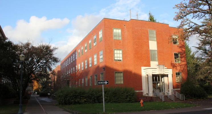 Gleeson Hall, Interim Head, Chemical Engineering, Bioengineering